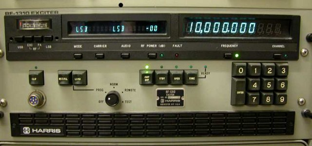 Harris RF-1310 With New Displays